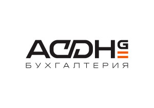 Итоговый вариант логотипа компании АСДН